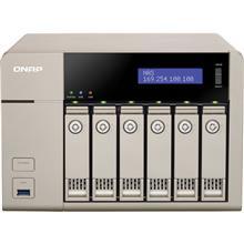 QNAP TVS-663-4G 6-Bay Diskless NAS